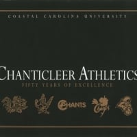 Coastal Carolina University 50th anniversary athletics annual